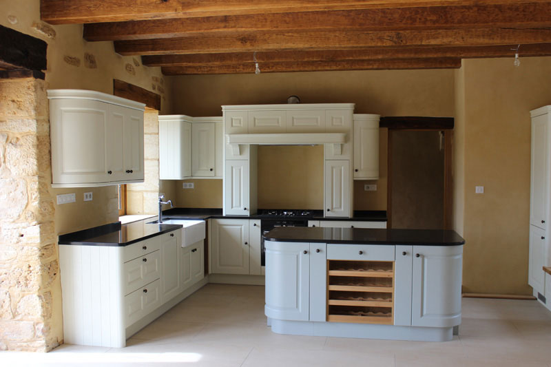 Kitchens France Past Projects